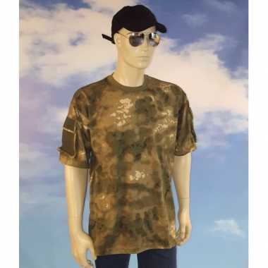 Jagers camouflage t-shirt