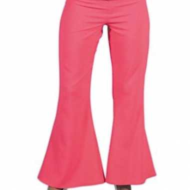 Jaren 60 dames broek roze