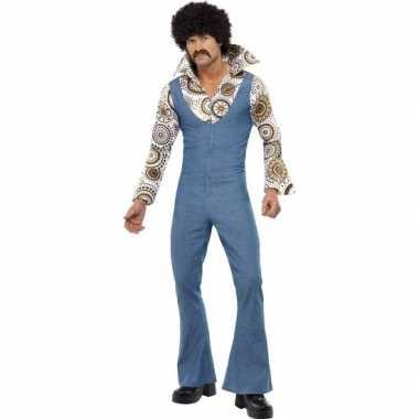 Jaren 70 disco kostuum voor heren