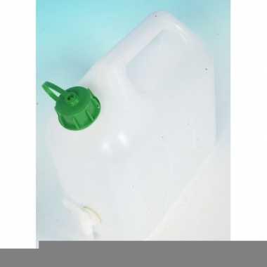 Jerrycan 5 liter met schenktuit