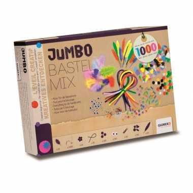 Jumbo hobbymix doos 1000 stuks