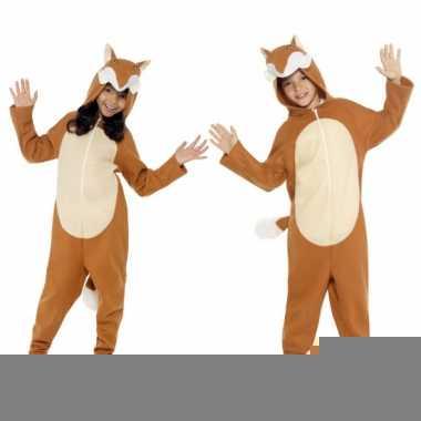 Jumpsuit vos all-in-one voor kinderen