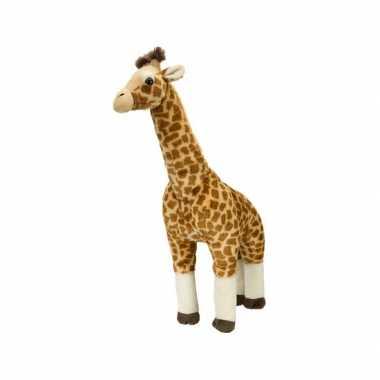 Kado knuffel giraffe groot 63 cm