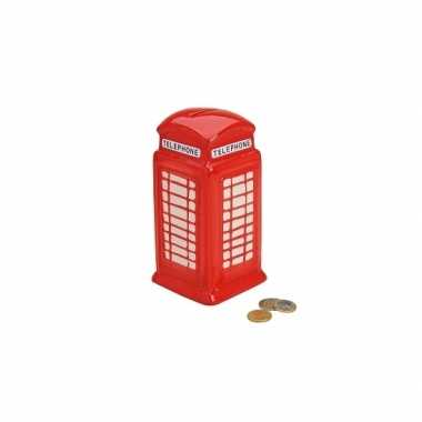 Kado spaarpot telefooncel 19 cm