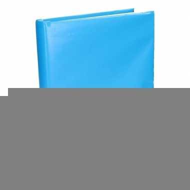 Kaftpapier schoolboeken blauw 200 x 70 cm