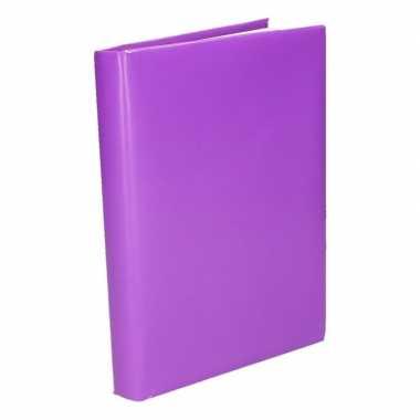 Kaftpapier schoolboeken paars 200 x 70 cm