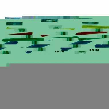 Kampeer waslijn 10 meter
