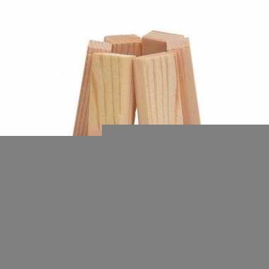Kampvuur / barbecue aanmaakblokjes 6 stuks