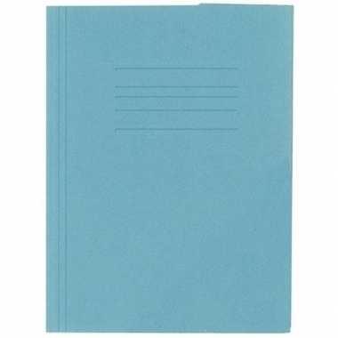 Kangaro dossiermap 24 x 35 cm blauw