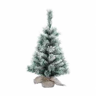 Kantoor kerstboom 60 cm