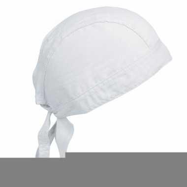 Kariban dames bandana wit