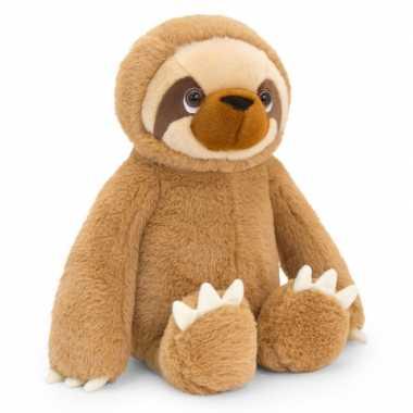 Keel toys pluche luiaard knuffel 26 cm