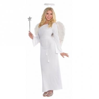 Kerst engel verkleedkleding voor dames