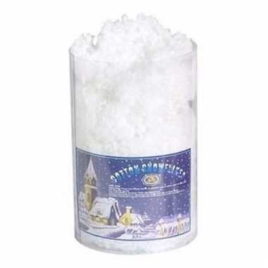 Kerst sneeuw bolletjes 85 gram