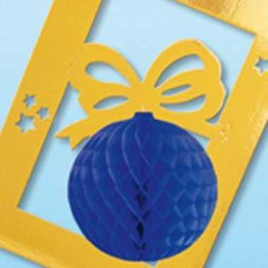Kerstballen decoratie 50 cm