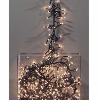 Kerstboom clusterverlichting