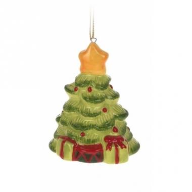 Kersthanger kerstboom 5 cm