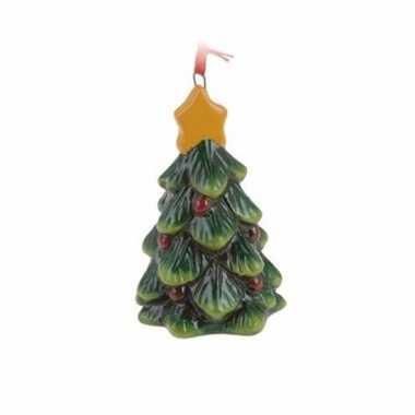 Kersthanger kerstboom 8 cm