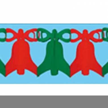 Kerstklok versiering 3 meter