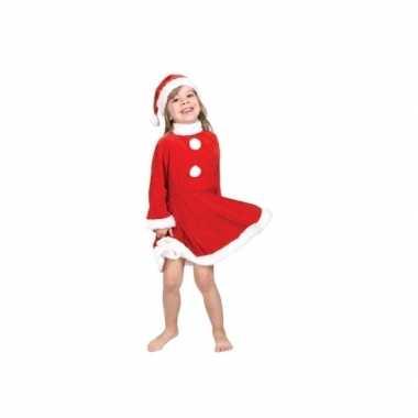 Kerstman outfit voor peuters