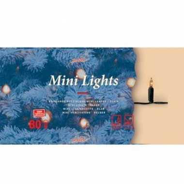 Kerstverlichting helder buiten 80 lampjes