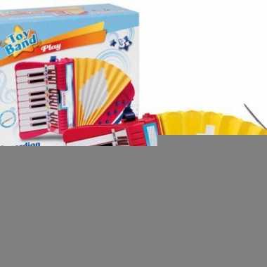 Kinder accordeon 21 cm