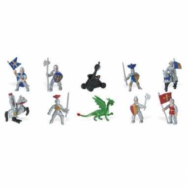 Kinder speelgoed ridders en draken trend
