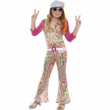 Kleurrijke jumpsuit voor meisjes