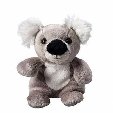Koala knuffel kado 11 cm met ruimte voor tekst trend