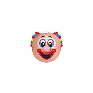 Lampion clown 20 cm