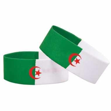Landen armband algerije