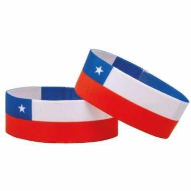 Landen armband chili