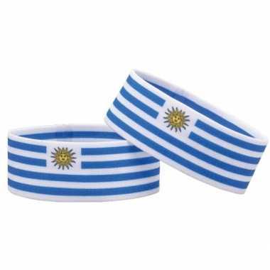 Landen armband uruguay
