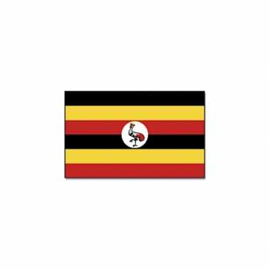 Landen vlag oeganda