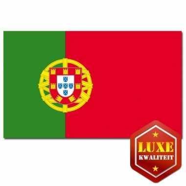 Landen vlaggen van portugal