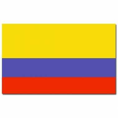 Landenvlag colombia