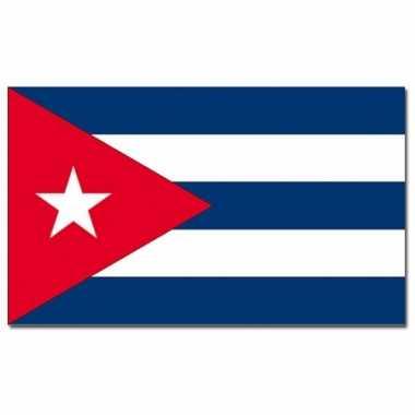 Landenvlag cuba