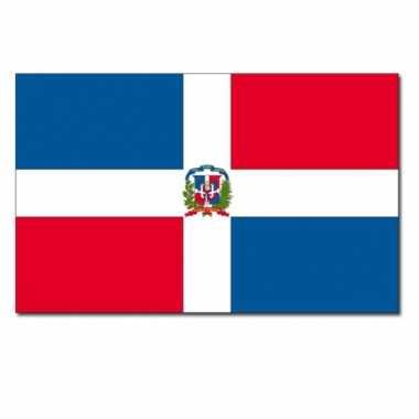 Landenvlag dominicaanse republiek