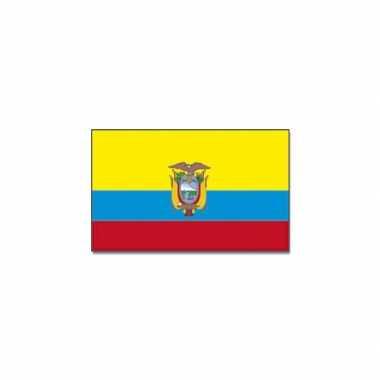 Landenvlag ecuador