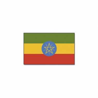 Landenvlag ethiopie