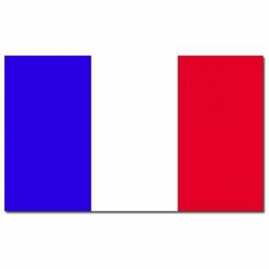 Landenvlag frankrijk 90 x 150 cm