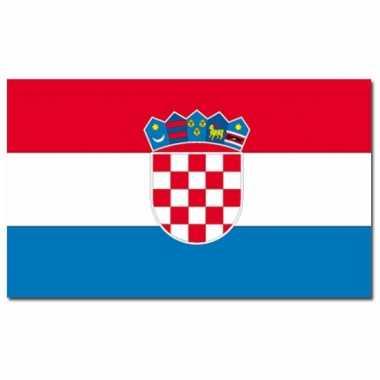 Landenvlag kroatie