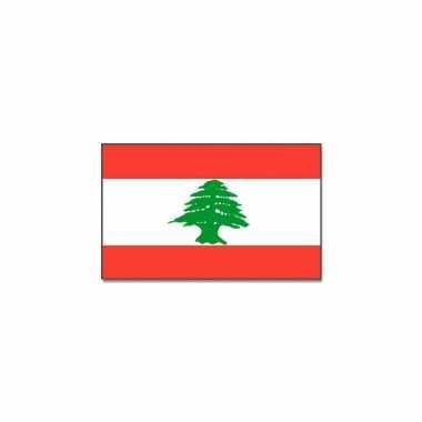 Landenvlag libanon