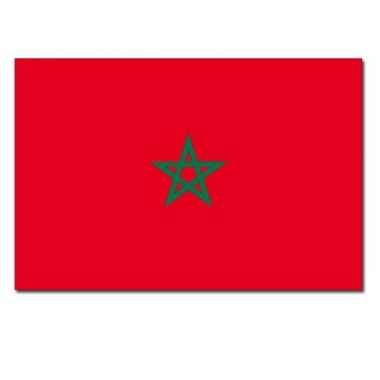 Landenvlag marokko