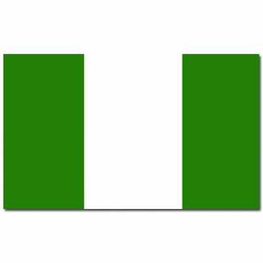 Landenvlag nigeria