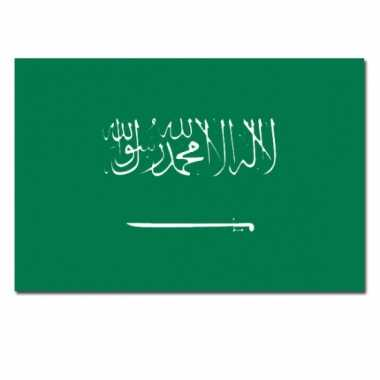 Landenvlag saoedi arabie