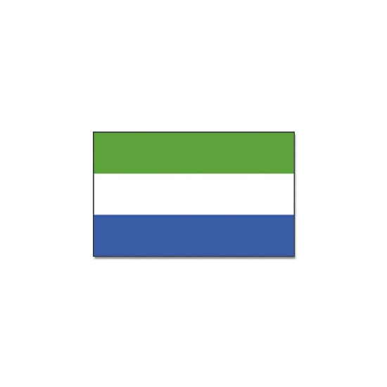 Landenvlag sierra leone