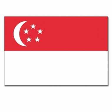 Landenvlag singapore