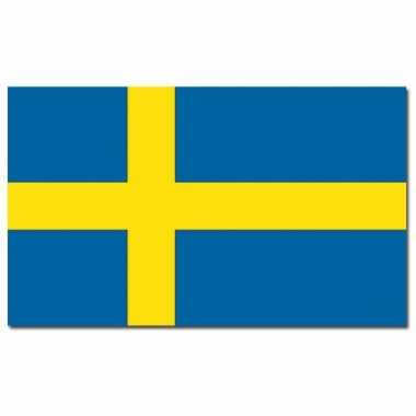 Landenvlag zweden
