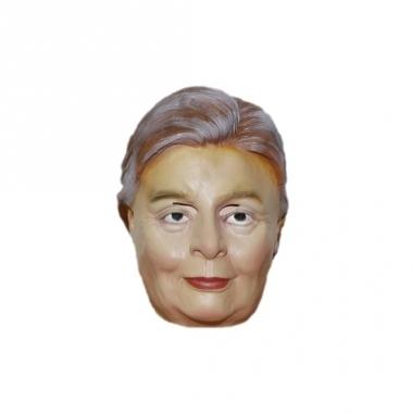 Latex hillary masker verkiezingen 2016